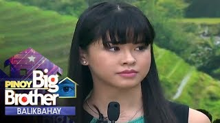 PBB Balikbahay: First Impressions of housemates to Kisses