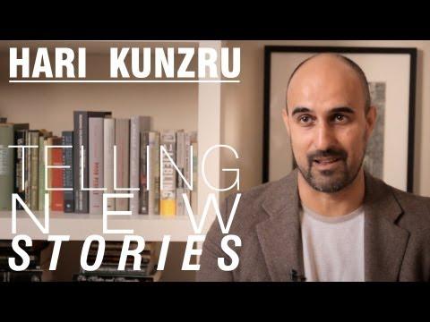 Hari Kunzru: Telling New Stories