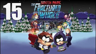 South Park: The Fractured But Whole  - Let's Play Part 15: Blind Justice