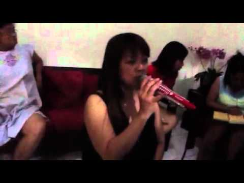 Karaoke @home in bulacan (april 14, 2012)