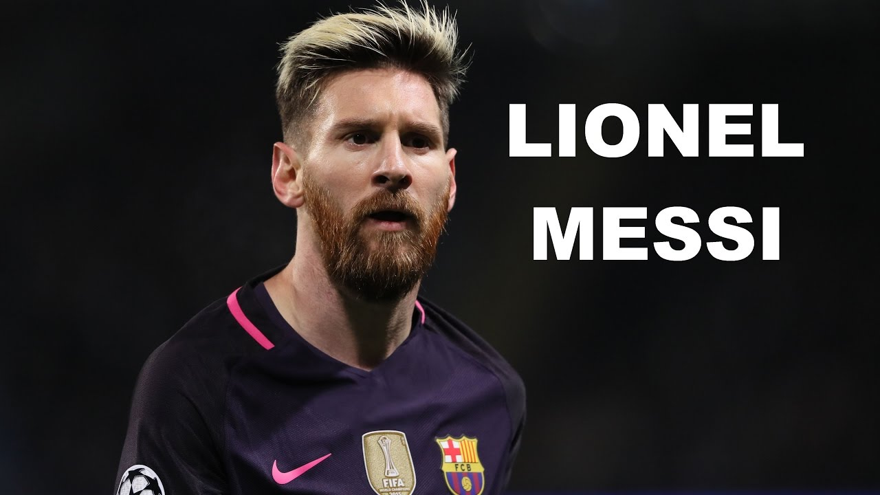 lionel messi call on me skills amp goals 20162017 ���� youtube