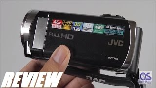 REVIEW: JVC Everio HD Camcorder GZ-E200