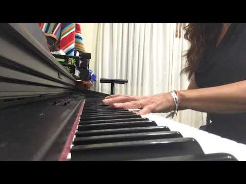 "Yiruma ""River flows in you"" - COVER"