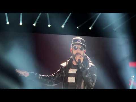 Backstreet Boys DNA World Tour In Live Milan 15 May 2019 Full Concert Full-Hd