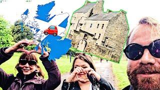 OUTLANDER FANS TOUR SCOTLAND