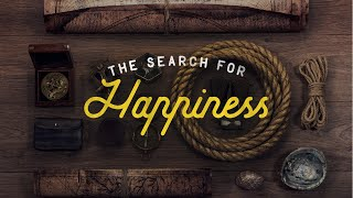 The Search for Happiness 6: Happiness & Giving