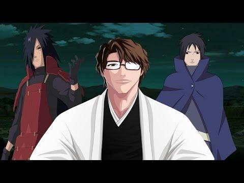 Aizen vs Madara and Izuna