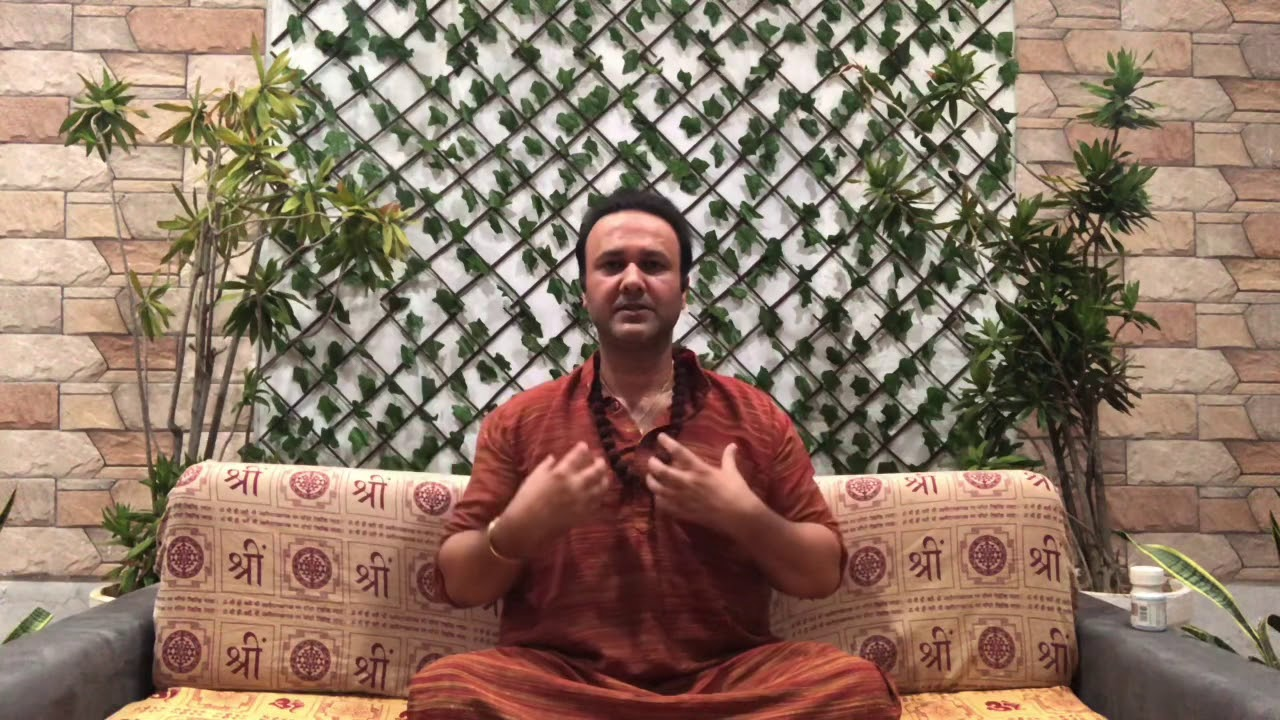 Opening the Pranic Energy Channels - Pranayama for Back Pain