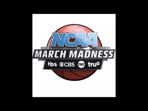 NCAA March Madness on CBS, TBS, TNT and TruTV theme (WITH UPDATED LOGOS)
