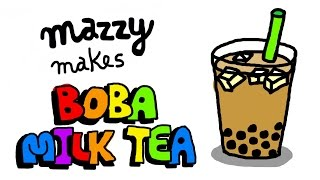 Make Your Own Bubble Tea in Minutes