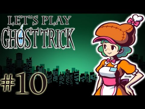 Let's Play Ghost Trick: Phantom Detective - Episode 10 [Eavesdropping]