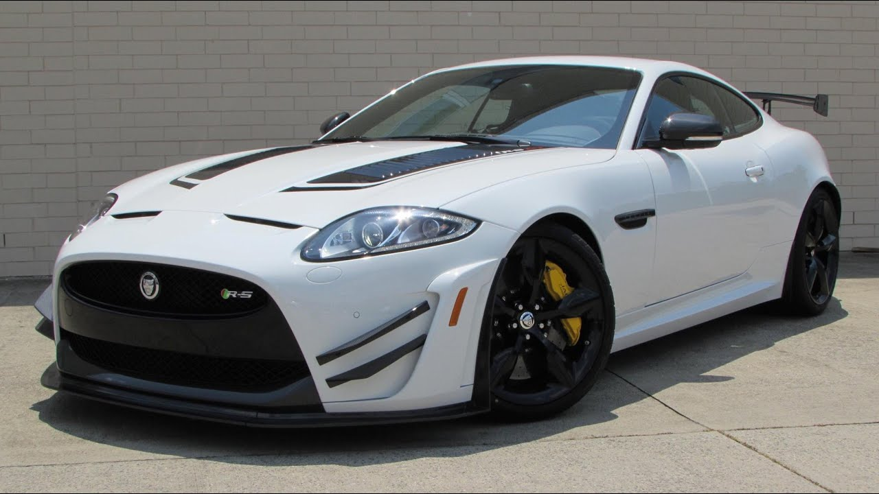 2014 jaguar xkr s gt start up test drive and in depth review youtube
