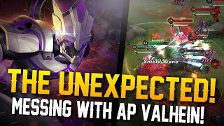 THE UNEXPECTED!! Arena of Valor Gameplay - Valhein Gameplay