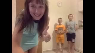 Физминутка У Жирафа | Семейное обучение