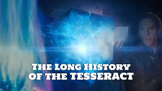 The LONG History of the TESSERACT [SPOILER WARNING]