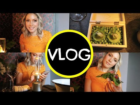 Schickes Dinner Date, Pool Day & Verlosung | Follow my Weekend