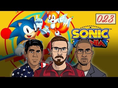 Technical Alpha 23 (Side A) - Sonic Mania | Crackdown 3 | Game of Thrones | Obi-Wan Movie