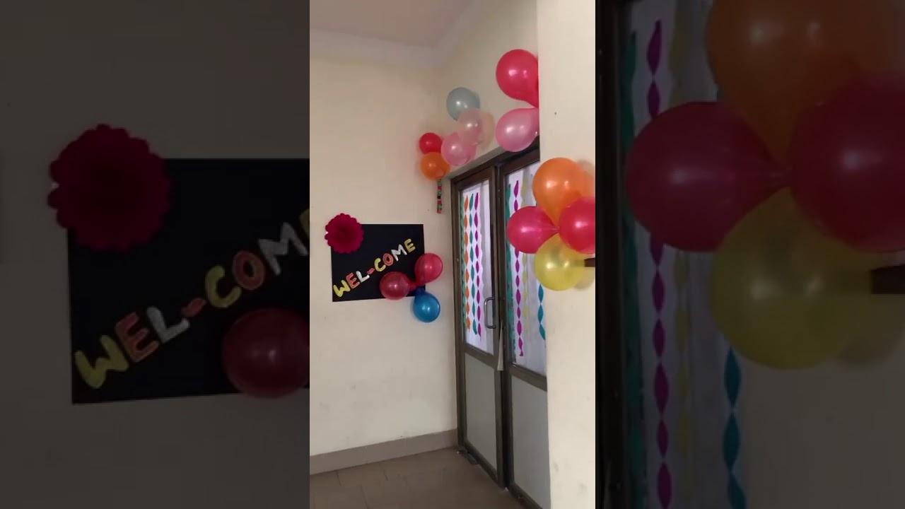 Inservice education on corona virus  Om health campus  PBN second year