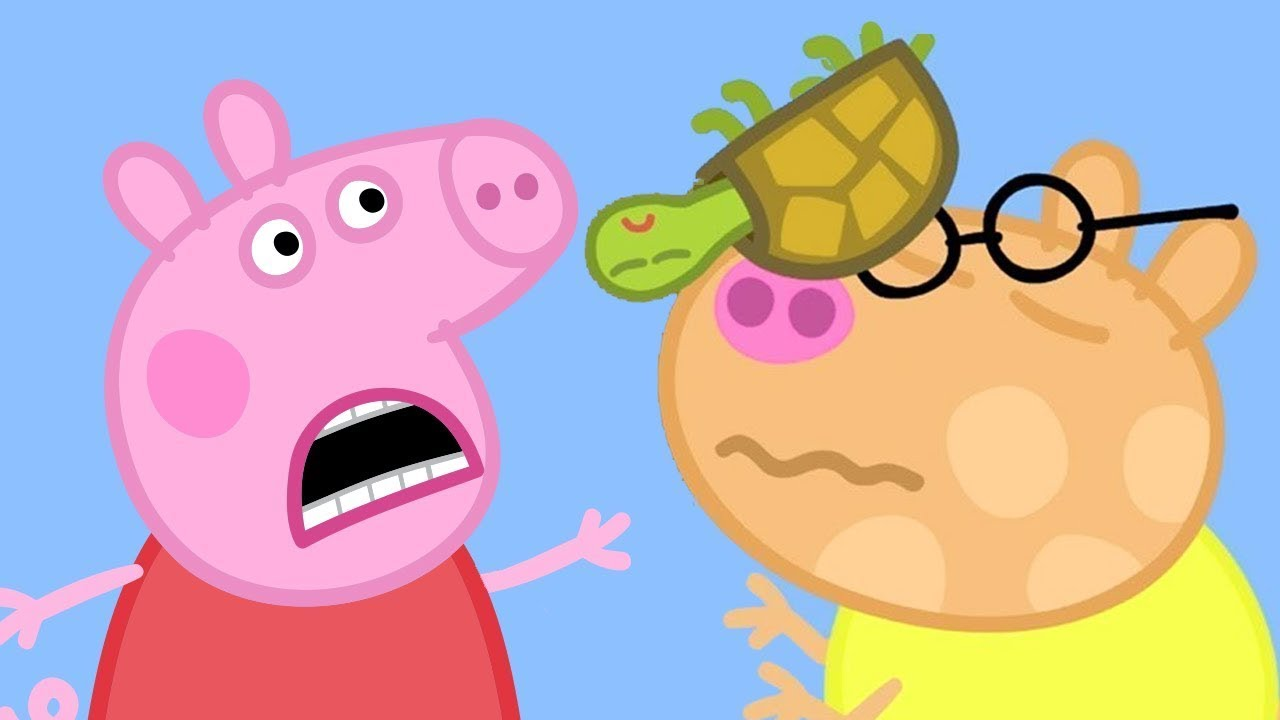Peppa Pig Full Episodes   Doctors   Cartoons for Children