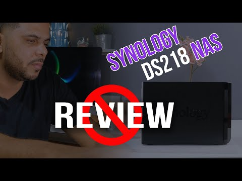 Synology DS218 Review