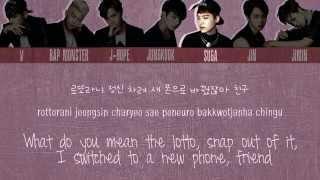 BTS (방탄소년단) – Can You Turn Off Your Phone (핸드폰 좀 꺼줄래) [Color coded Han Rom Eng lyrics]