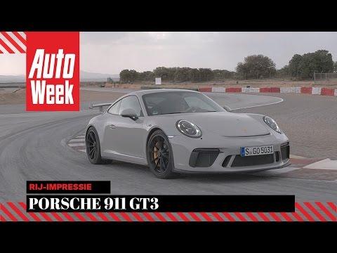 Porsche 911 GT3 - AutoWeek review