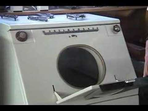 Washing Machine Museum Musical Clothes Dryer That Plays