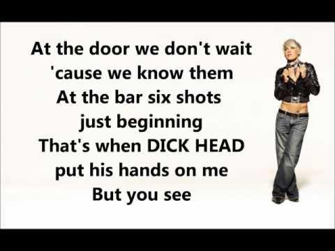 U and Ur Hand - P!nk. Lyrics HD
