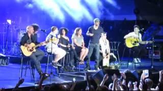 Enrique Iglesias Hero Live In Barbados!  Chum FM Concert!