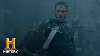 Vikings: Bishop Heahmund Meets Ivar The Boneless In Battle | 'Homeland' Premieres Dec. 6 | History