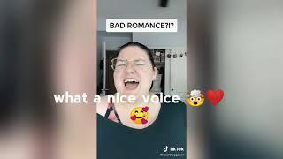 Trending Bad Romance Tiktok Challenge Compilation