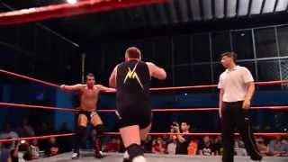 Wrestling Island: Johnny Gargano vs Ilya Malkin