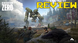 Generation Zero Review (Video Game Video Review)