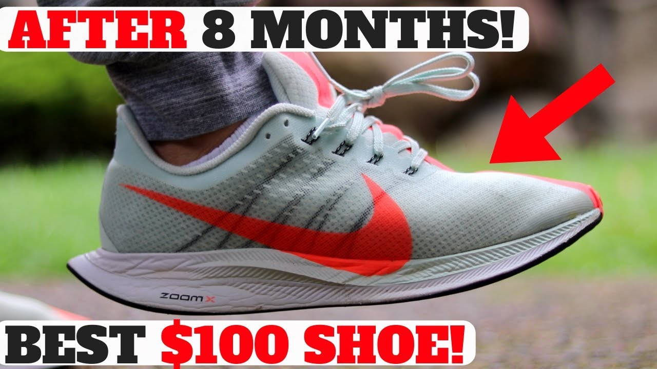 7053e388d859c AFTER Wearing 8 Months  Best  100 SNEAKERS You Can Buy! Nike Pegasus ...