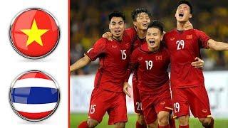 VIỆT NAM vs THÁI LAN 0-0 | Highlights Vòng Loại World Cup 2022