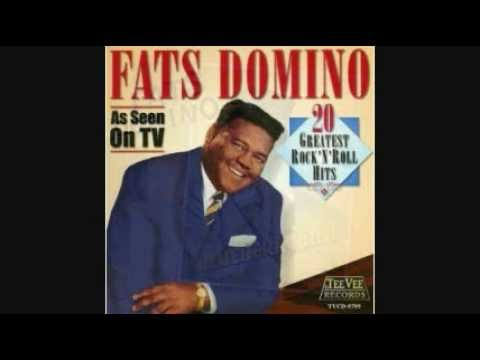 FATS DOMINO  AINT THAT A SHAME 1955