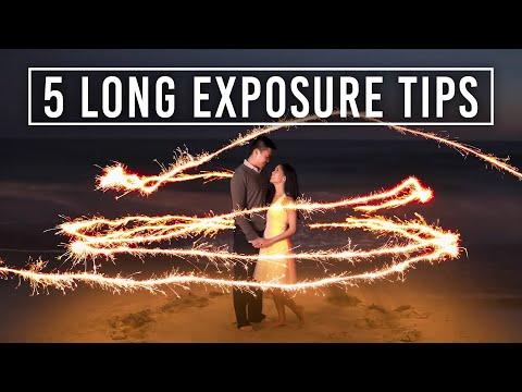 Long Shutter Speeds: 5 Photo Tips