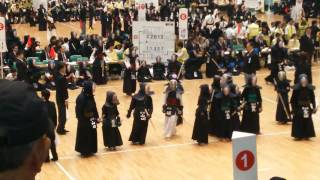 平成28年度 全日本少年少女武道錬成大会