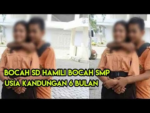 Astaga Siswi SMP Hamil 6 Bulan Oleh Siswa SD! Dunia Makin Gila! thumbnail