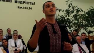 Прекрасні є місця на світі -  вірш , Олександр Богун.
