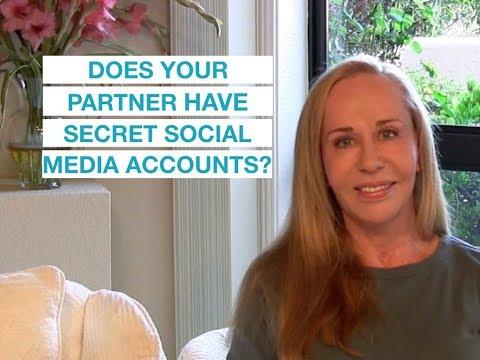 Does Your Partner Have Secret Social Media Accounts? — Susan Winter