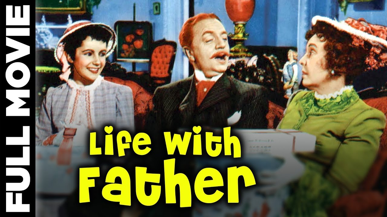 Life with Father (1947) | American Comedy Movie | William Powell, Elizabeth Taylor