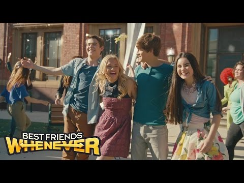 Making Today A Perfect Day Music Video | Best Friends Whenever | Disney Channel