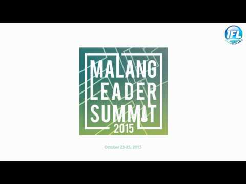 MALANG LEADER SUMMIT 2015: Discover Your Talent, Impact Our Nation