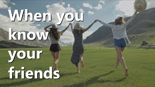 Jacque Fresco - When you know your friends