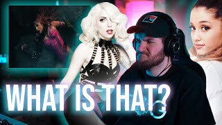 FIRST TIME REACTING TO Lady Gaga, Ariana Grande - Rain On Me (Official Music Video)