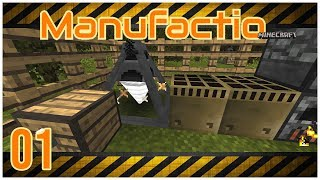 "Manufactio | ""A First Look"" 