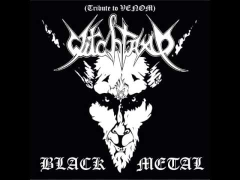 WITCHTRAP - cover song: Black Metal (VENOM)