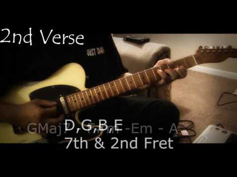 Melisa Morgan -  Do you still Love me -  Guitar Chords Lesson