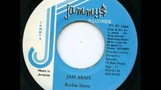 Richie Davis Jah Army